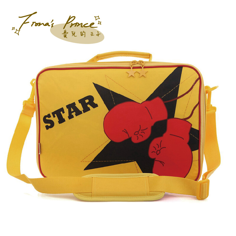 Fees children prince children's bag messenger bag boys bag makeup bag student bag book bag shoulder bag