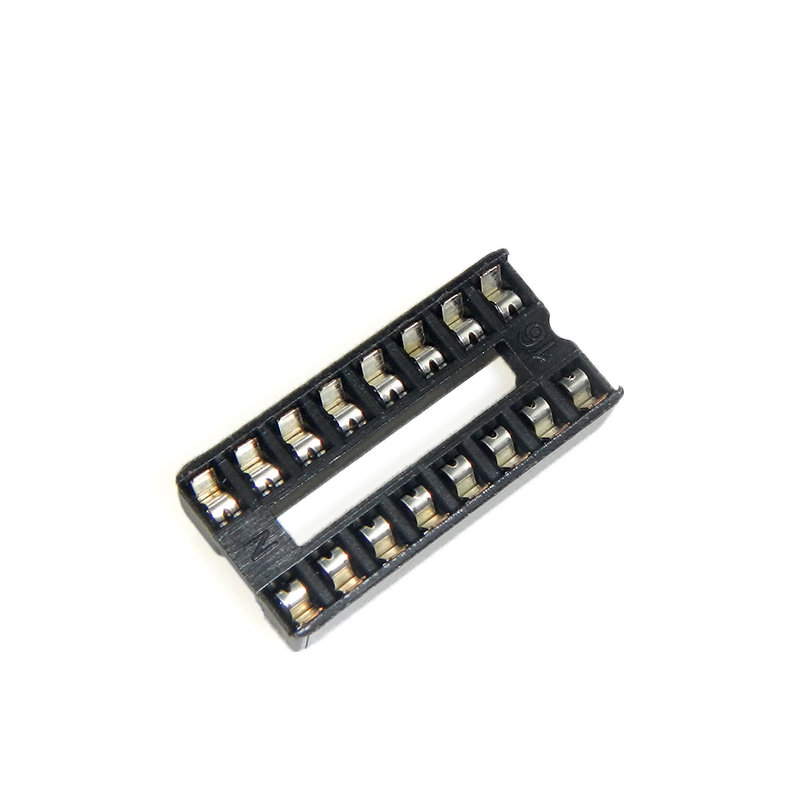 Fei bite 16 p ic chip mounting seat ic socket ic socket ic socket ic socket base