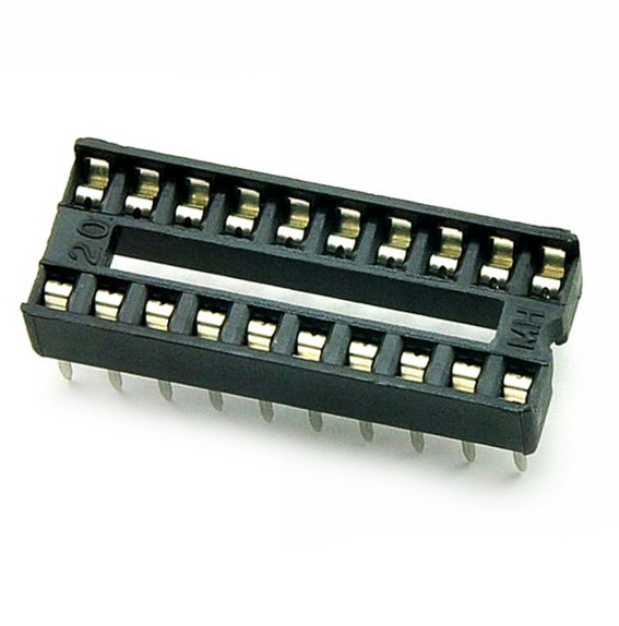 Fei bite 20 p ic block 20 p ic chip mounting ic socket ic socket base 50