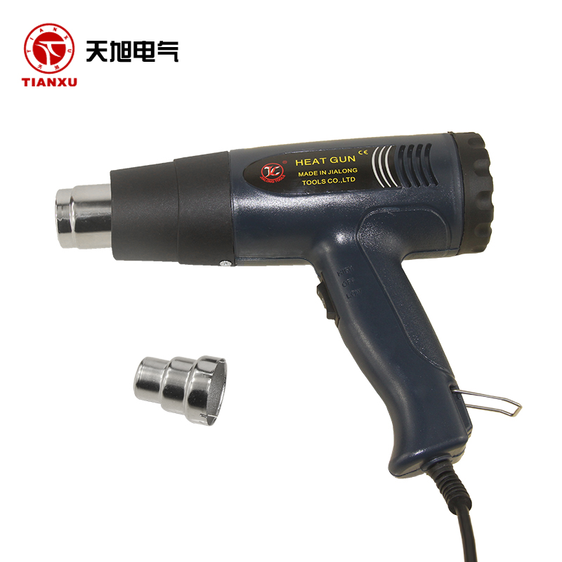 Film roasted gun hot air gun plastic gun gun industrial hot hair dryer hair dryer shrink film