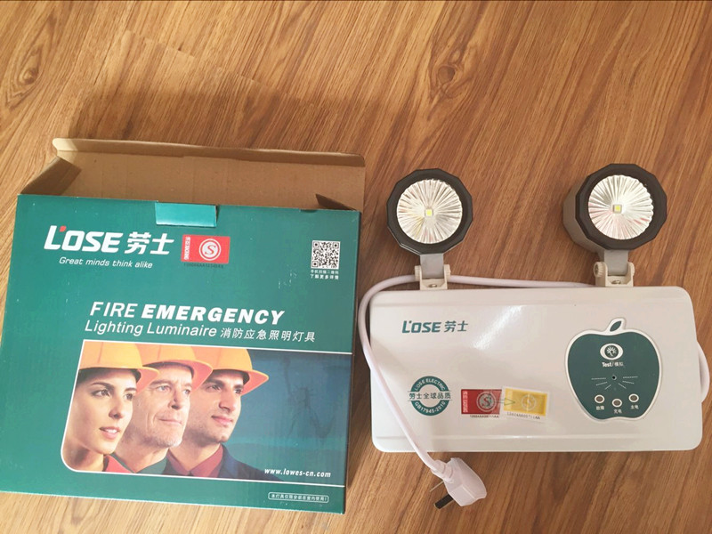 Fire emergency lights highlight led home charging new gb emergency evacuation safety exit emergency lights