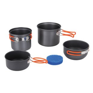 Fire maple shipping genuine 208 two or three outdoor camping picnic cookware can be put inside a small bar pot pot stove