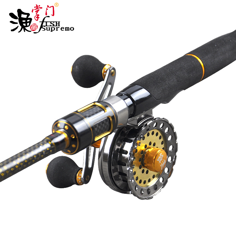 Fishing head shore cast raft stem ice fishing rod winter fishing rod sea dual slightly soft tail boat raft pole suite crucian carp Taiwan fishing rod