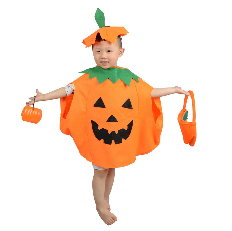 Five beshimova contention fook decoration adult halloween costumes children costumes pumpkin pumpkin pumpkin style clothes family fitted
