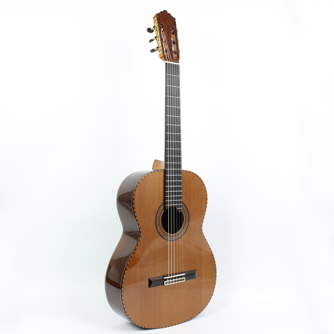 [Flagship store] santos song toos songtoos 090 madagascar rosewood classical guitar