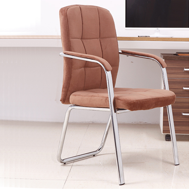 Flannel home computer chair chair legs office chair meeting chair mahjong chair staff chair student chair chess room