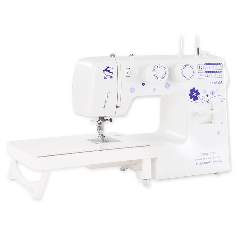Flying deer FL8530 sewing machine small household electric sewing machine sewing machine pedal to eat thick interlocking edge multifunction