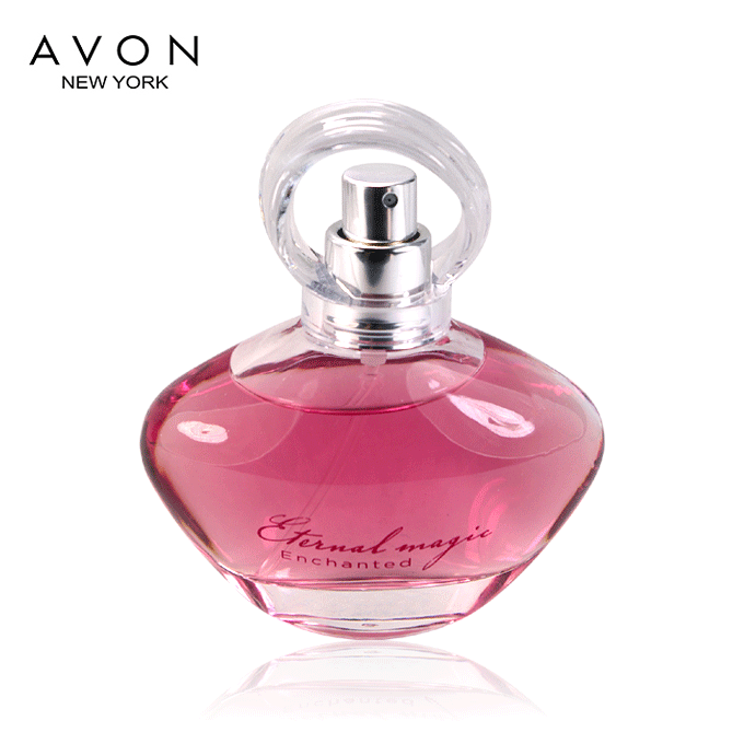 Free shipping counters authentic avon/avon fantasy wonderland perfume spray more lasting fragrance