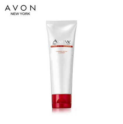 Free shipping counters authentic avon/avon's new live firming bomb run jie yung cream 125 ml/cleanser