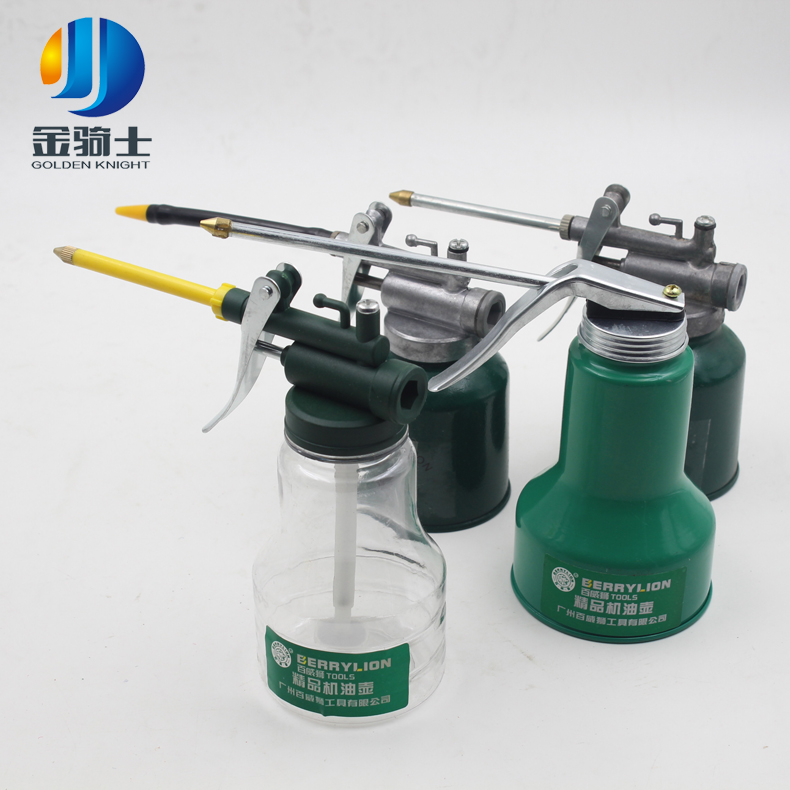 Free shipping high pressure machine oiler oiler oiler oil pressure lubrication gun oil oiler oil gun 250 ml 350 ml