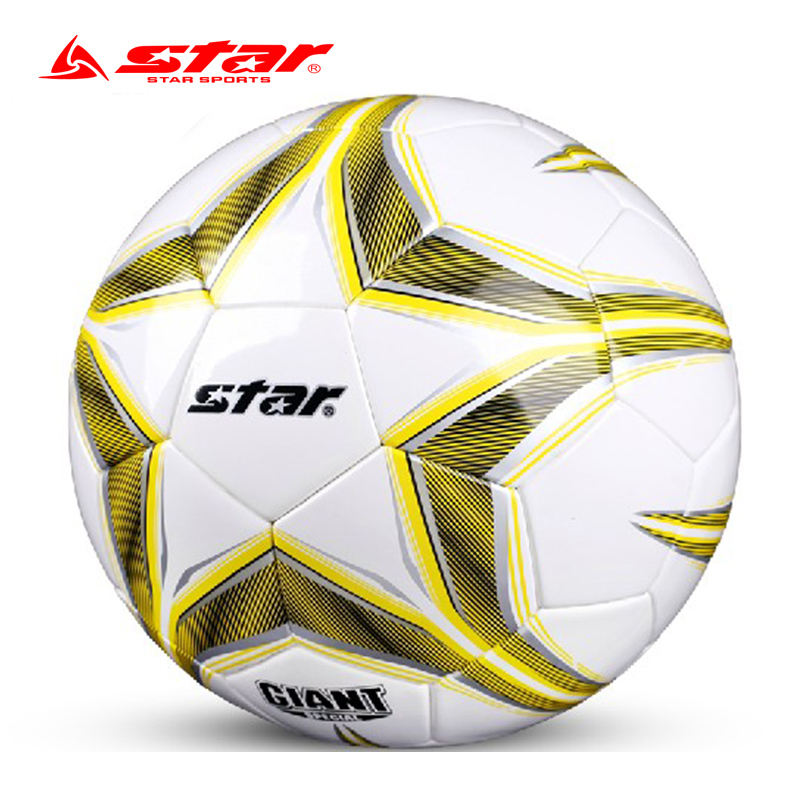 Free shipping send pump star world of the game with high elastic waterproof standard no. 5/no. 4 foot ball SB5395C