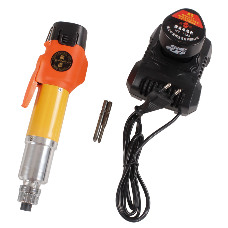 Free shipping taiwan wide v dc electric screwdriver lithium rechargeable drill electric screwdriver screwdriver 802 electric screwdriver electric screwdriver