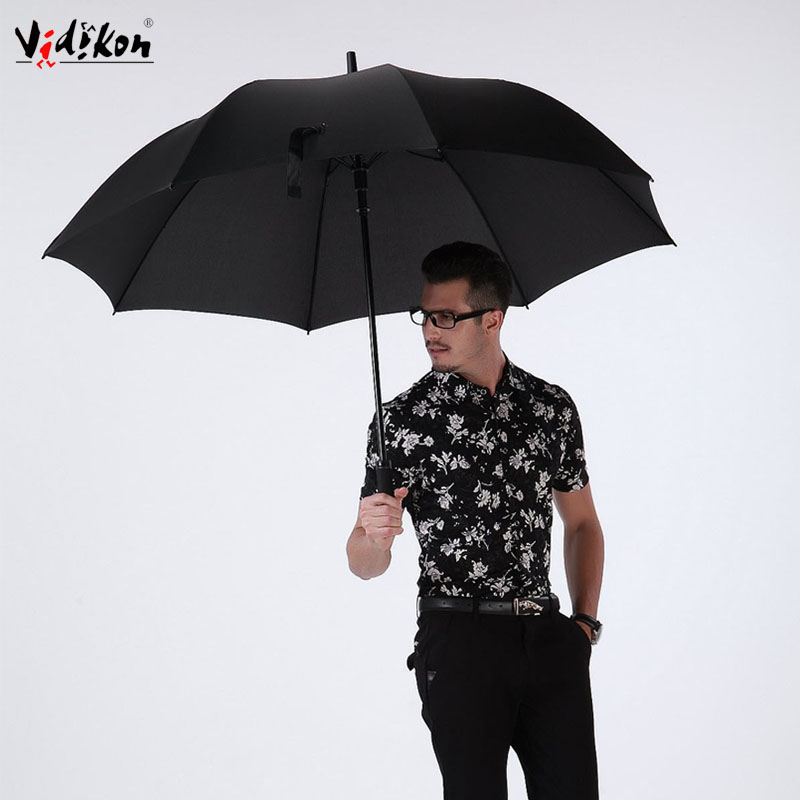 Free shipping wei diken automatic men's business umbrella skillet creative umbrella wind solid advertising umbrella japan