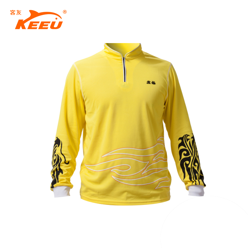 Friends of men's summer mosquito fishing clothes fishing clothing sun protection clothing sweat wicking breathable outdoor sun protection clothing