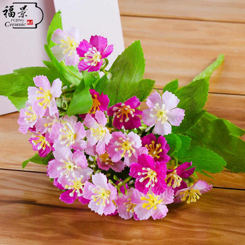 China wholesale silk flowers china wholesale silk flowers shopping fu king silk plastic starry artificial flowers artificial flowers decorative floral suit wholesale passenger hall decorations mightylinksfo