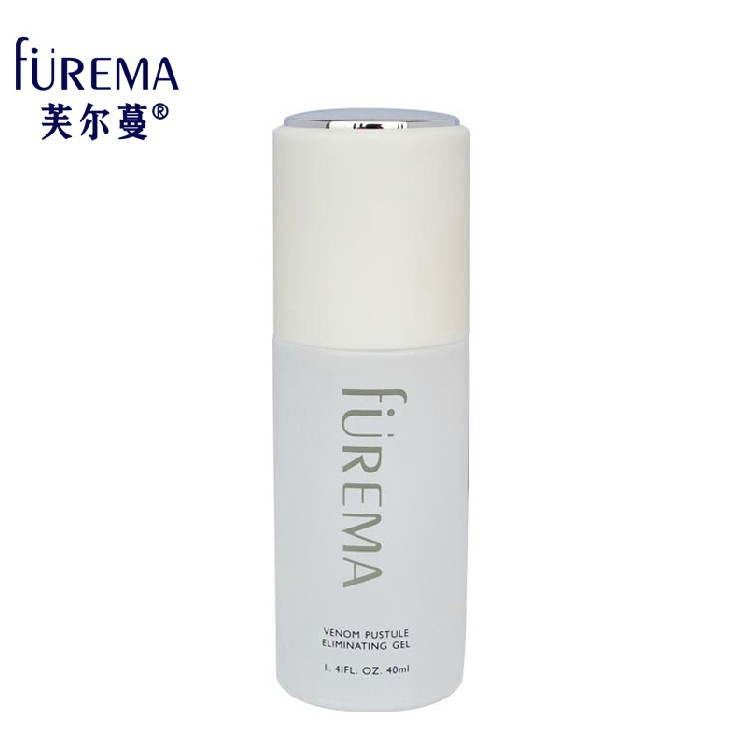 Fuer man pimple purifying gel 40 ml cosmetics counter genuine fuer man balance oil control purifying