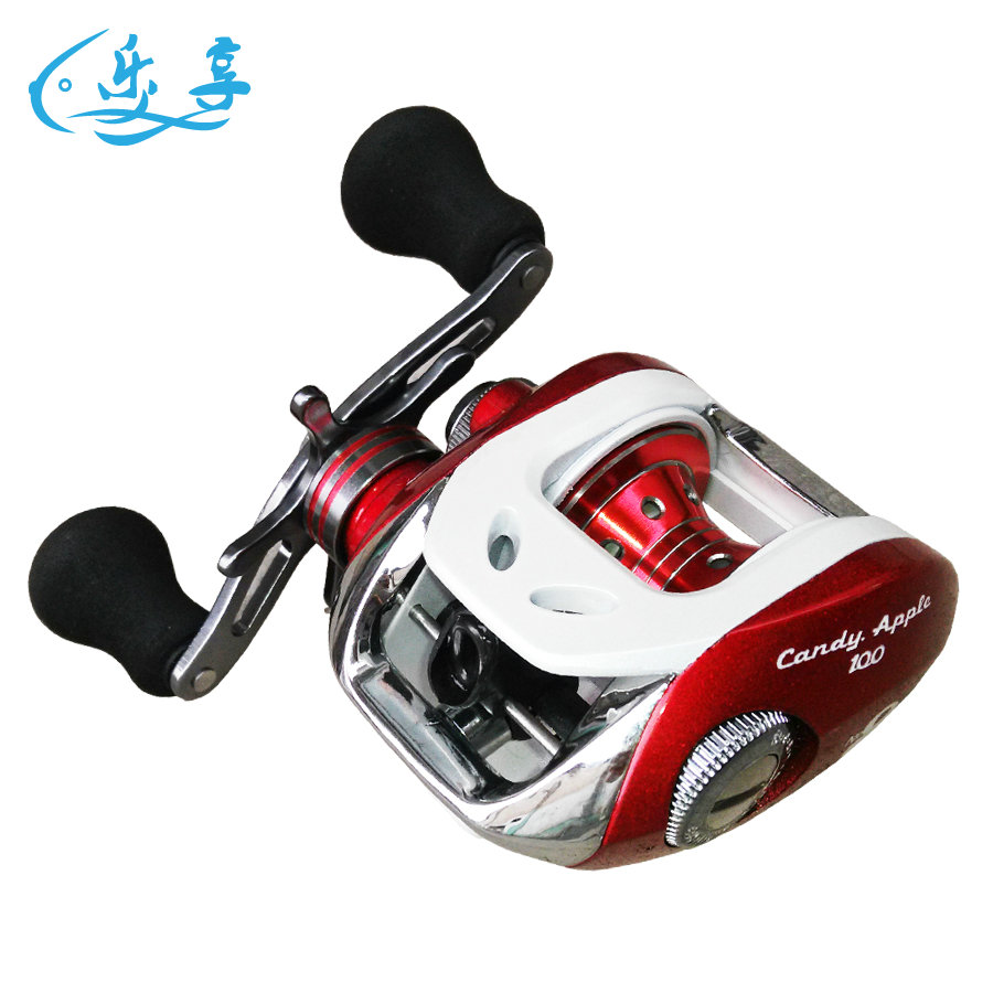 Fun in the new hot water droplets round the right hand grips fishing vessel fish wheel fish reel fishing reel lures round eva handle
