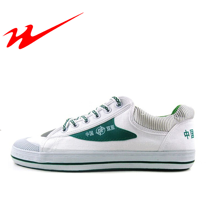 Genuine double star canvas shoes for men and women retro big fashion canvas shoes couple shoes sports shoes
