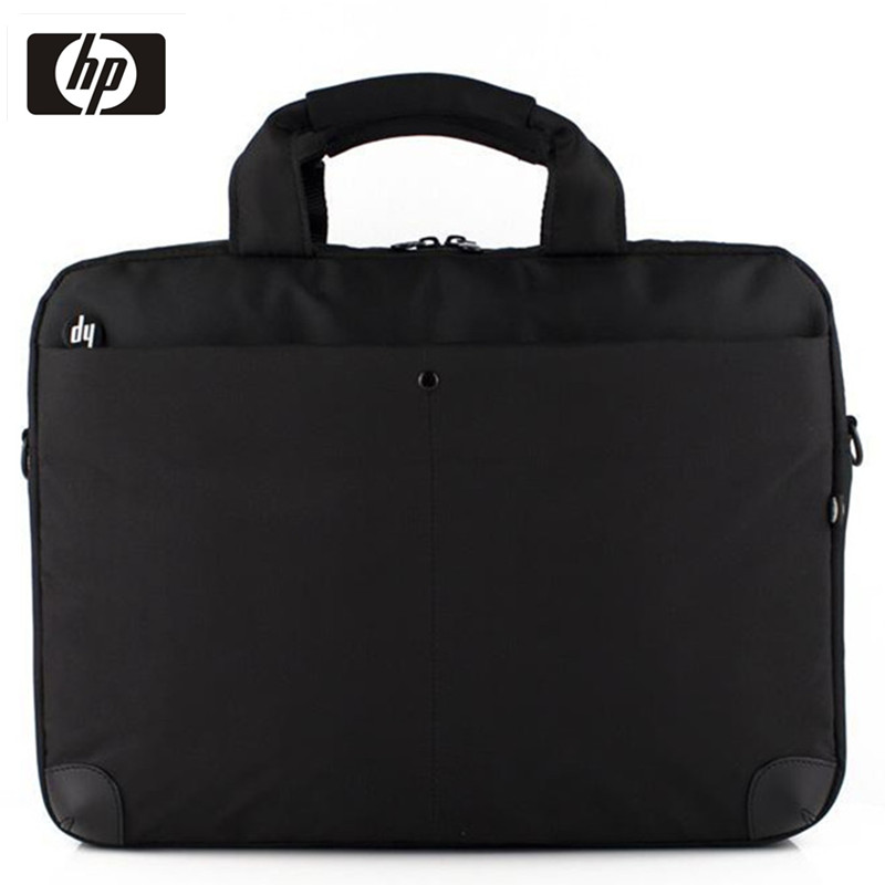 Genuine hp laptop bag 14 hp hp 14-inch laptop shoulder bag men and women laptop bag 13.3 inch 14 inch