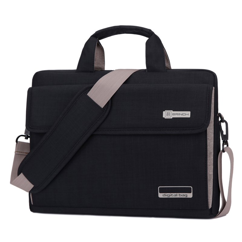 Genuine inch lenovo dell laptop bag 13-14 15.6 inch shoulder bag waterproof bag man bag handbag