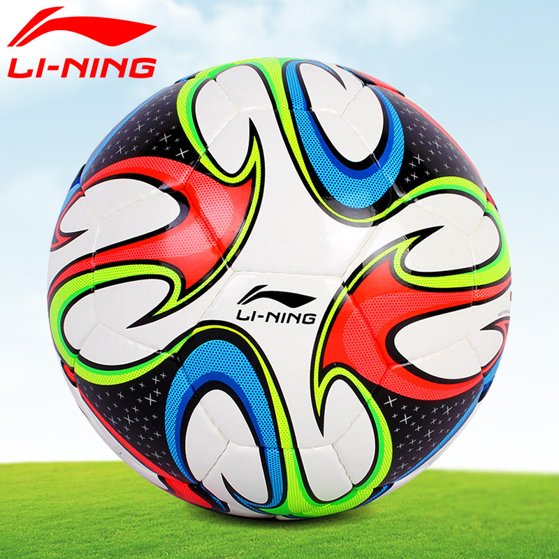 Genuine li ning football training adult children and adolescents students no. 4 no. 5 standard game wearable zuqiu