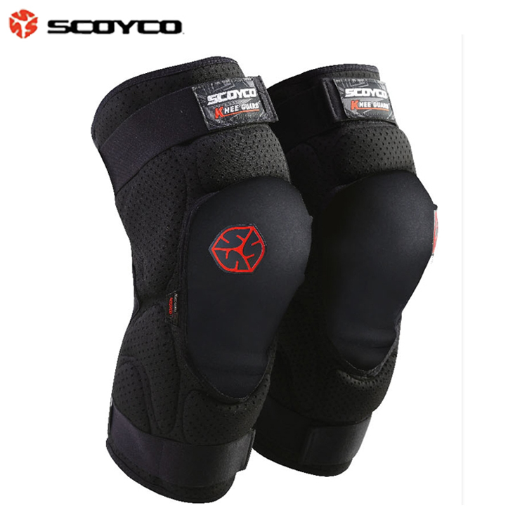 Genuine scoyco/game birds motorcyclists knee drop resistance brace ski snowboard extreme sports more wild