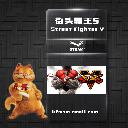 Genuine steam pc version of street fighter 5 street fighter 5 street fighter v states district gifts