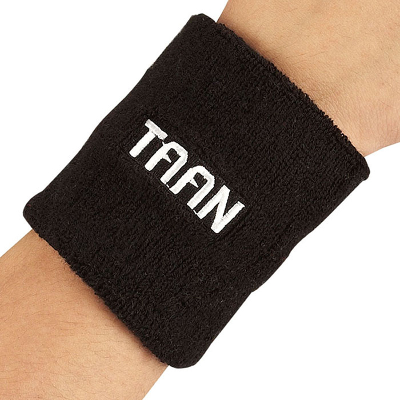 Genuine | taan taiang wrist movement of men and women summer cotton sweat of men and women badminton table tennis ball basket
