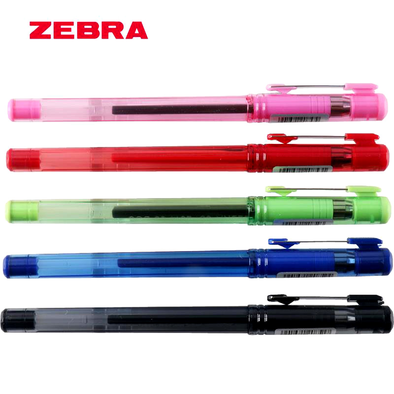 Genuine zebra hat pulled jj1 zebra nice gel pen signature pen color pen 0.38/0.5mm