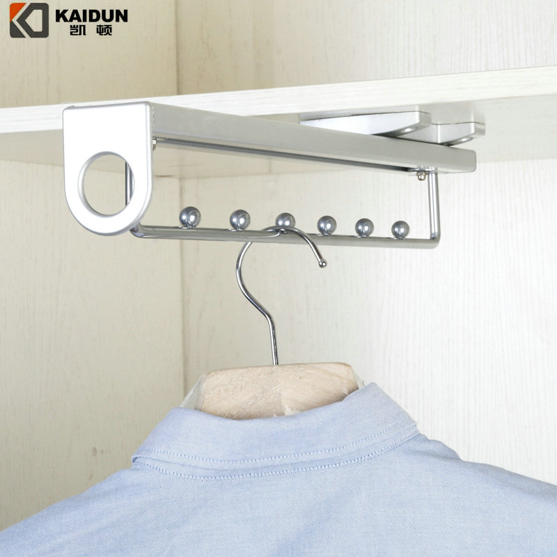 Germany cayton thick telescopic rod for hanging clothes rod for hanging clothes wardrobe lalan top mount hangers wardrobe pants pants rack