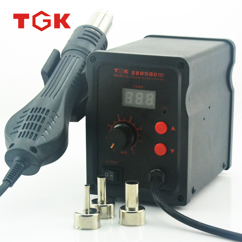 Germany from high temperature hot air gun significant number of rotating wind hot air gun rework station soldering station stubbs TGK-SR858D