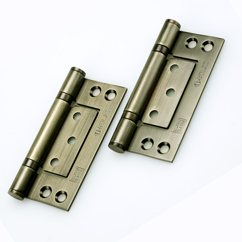 Germany klc stainless steel picture hinge bronze stainless steel two color options chip installed 19 yuan /Piece
