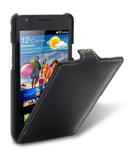 Germany melkco samsung i9100 galaxy s ii/galaxy s2 leather phone case
