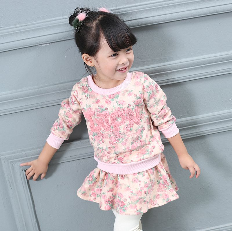 d6a1517fb China Kids Floral Fashion