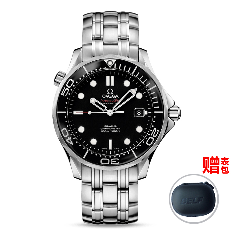 Global unpas 212.30.41.20.01.003 omega seamaster swiss mechanical watches men watch