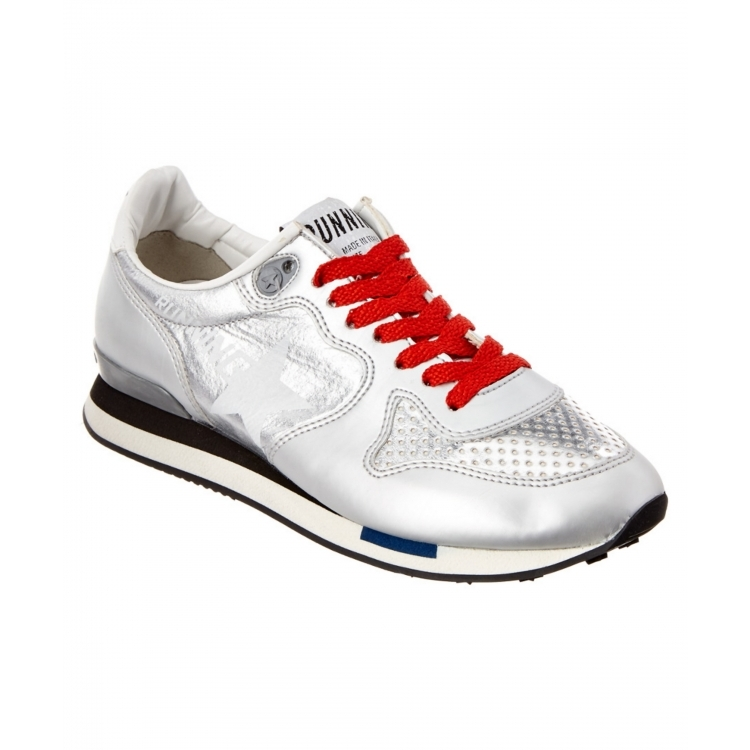Golden goose Q02070683 metallic shoes women's sports shoes