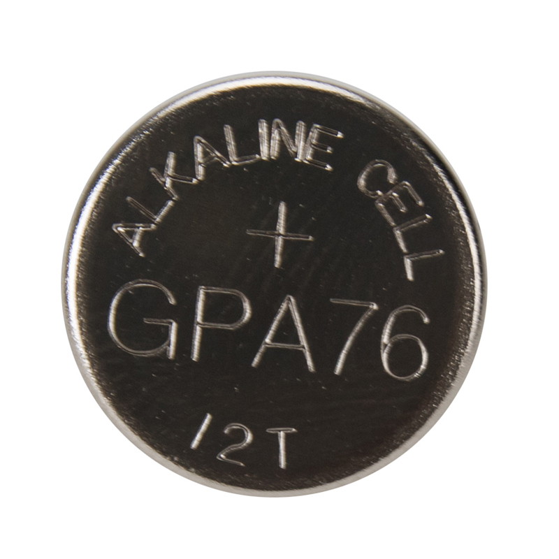 Gp super alkaline button batteries a76 lr44 button batteries ag13 lr1154 button batteries 1 price