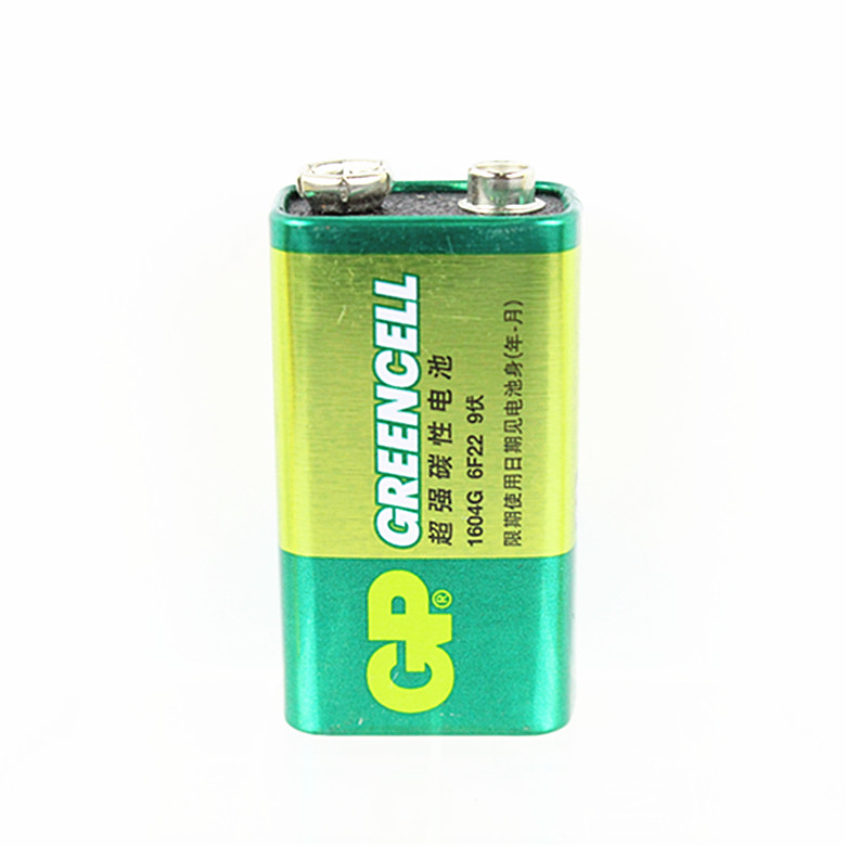 Gp super super carbon battery 6f229v laminated battery GP1604 superå·no super batteries 9 v