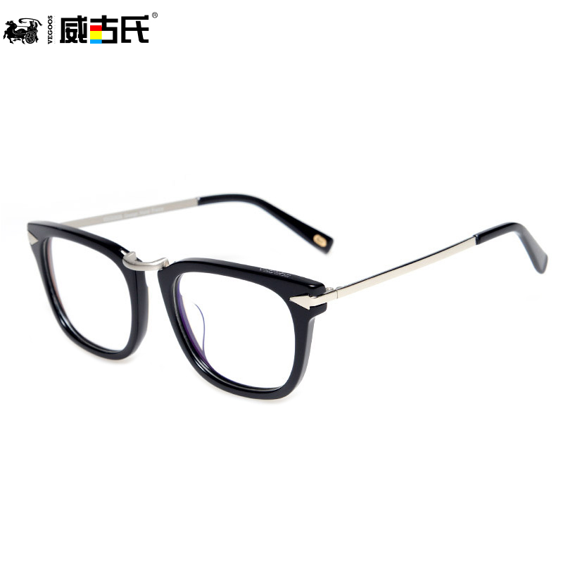 Granville gooch retro trend of female myopia frame glasses frame myopia optical glasses 5045