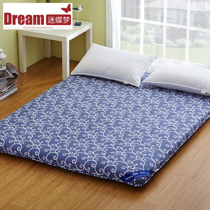 Ground floor tatami mat mattress single double student dormitory 1.8 m bed mattress bed mattress pad is sponge pad