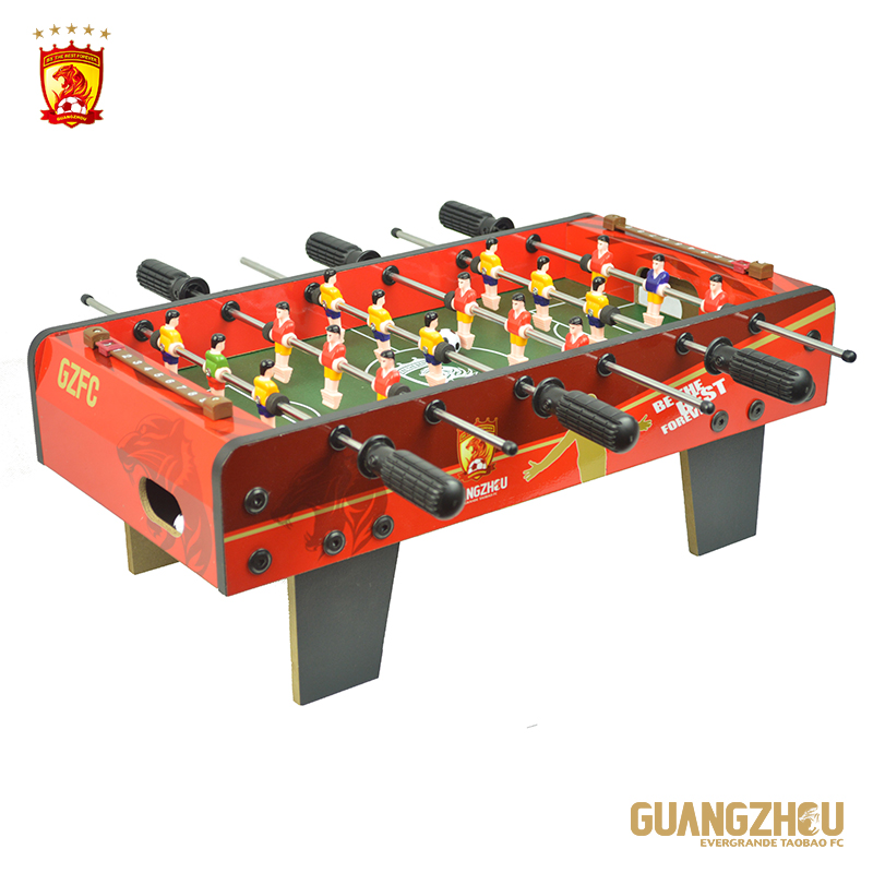 Guangzhou hengda taobao official fan products 2016 official mini foosball table football table
