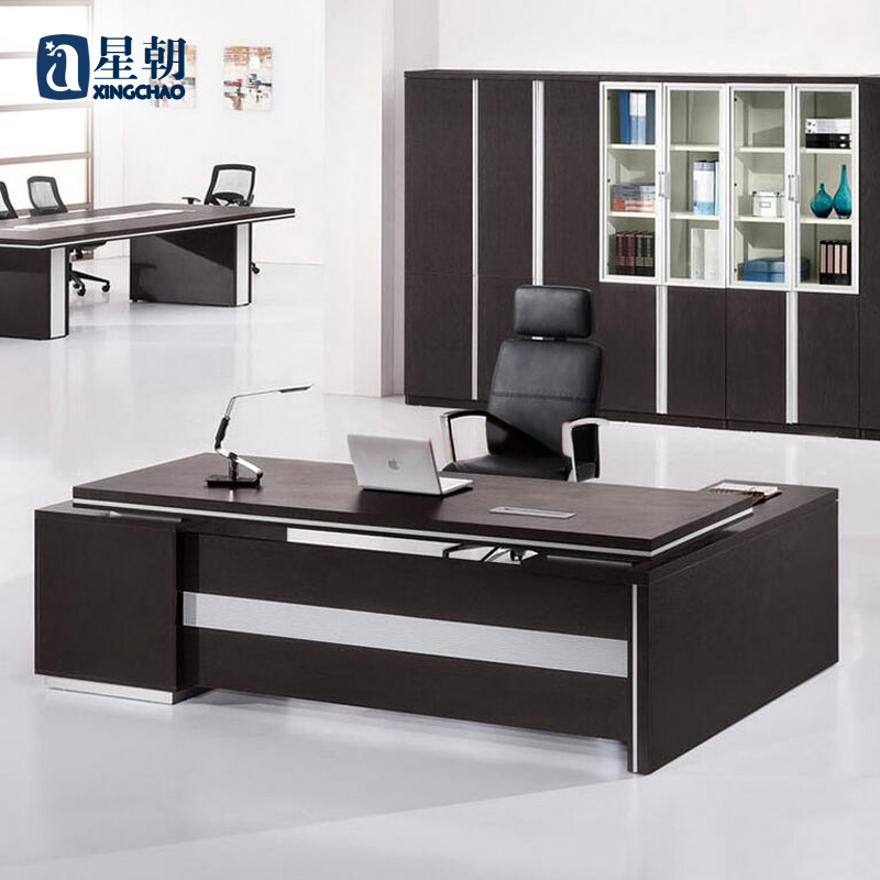 Guangzhou lowfat towards furniture 2.49 m desk computer desk ceo boss desk desk desk manager desk desk desk supervisor