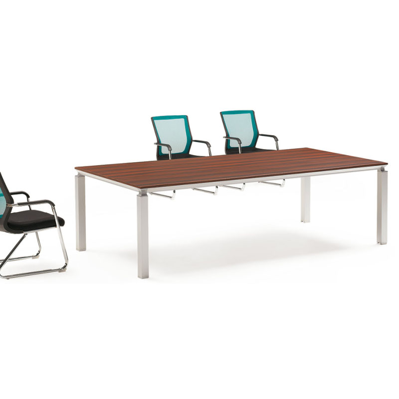 Guangzhou office furniture training tables proposed by the office reception desk long table desk long table minimalist modern