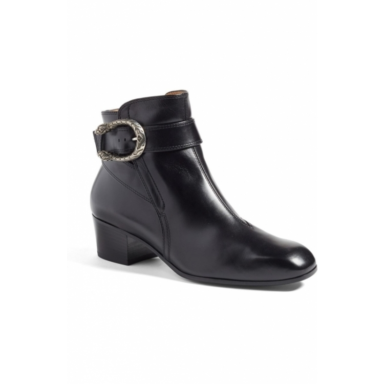 Gucci/gucci/gucci boots women ankle boots Q01962891 black