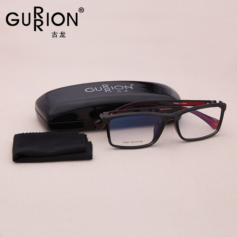 Gulong 63,1 anti blu anti fatigue radiation glasses computer goggles plain glass spectacles myopia H0027