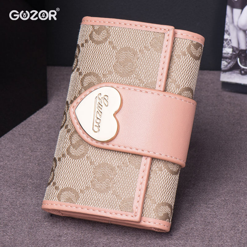 Guzor/ancient zhuo multifunction wallets wallets women in europe and america canvas ms. wallet women wallet
