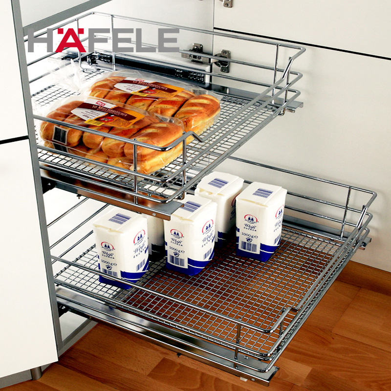 Kitchen Cabinet Baskets: Hafele Kitchen Baskets