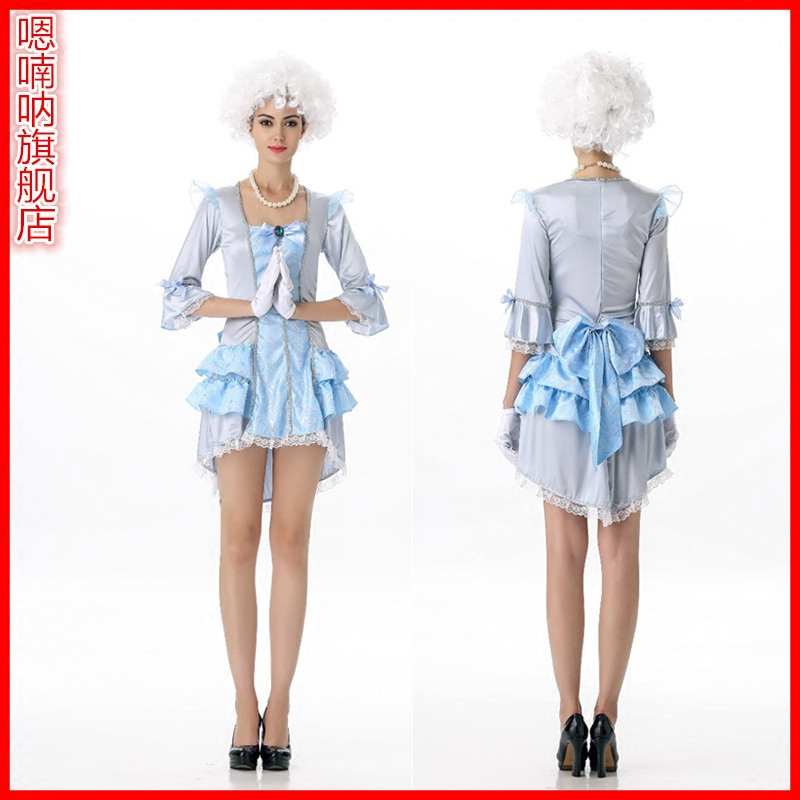 Halloween costume princess dress frozen frozen queen aisha cos adult costumes free shipping