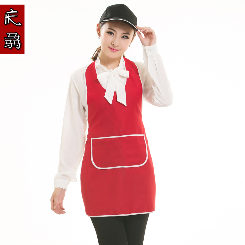 Halter apron aprons chef aprons restaurant waiter aprons aprons advertising cafe apron apron apron can be printed logo