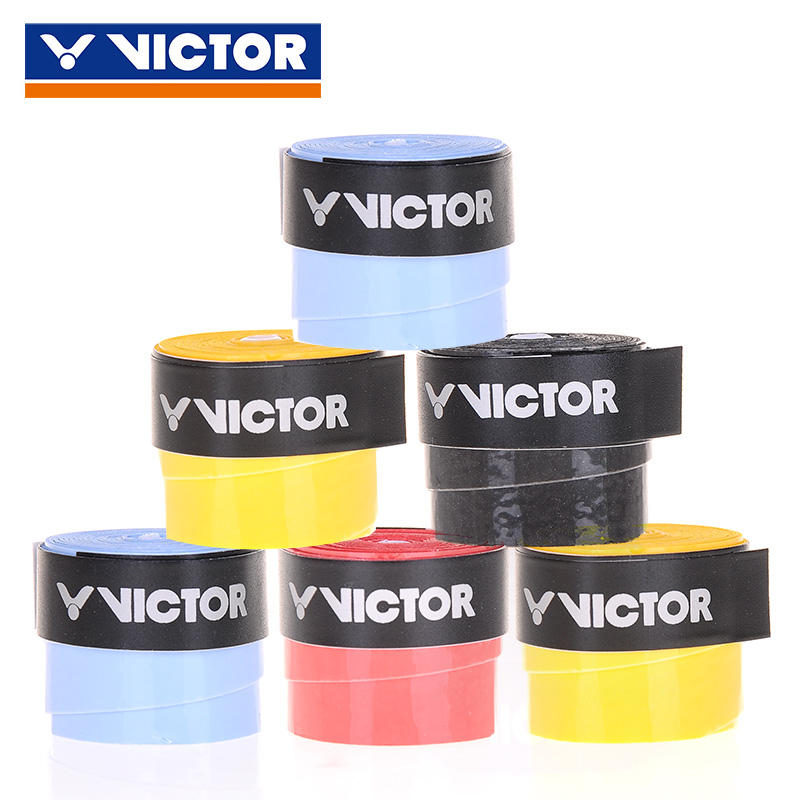 Hand gel sweat band hand gel badminton clapping plastic tennis racket victor victor victory gr200 slip
